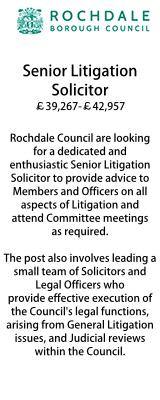 Rochdale Head of Legal