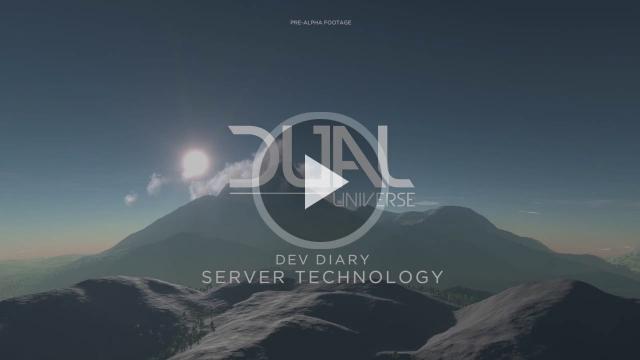 Dual Universe DevDiary - Massively Multiplayer Server Technology