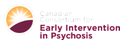 Canadian Consortium for Early Intervention in Psychosis - CCEIP