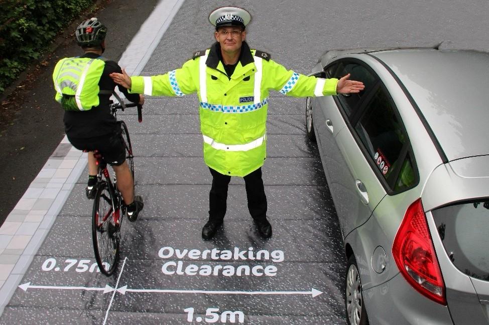 Police officer TVP
