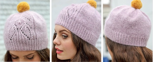 Rosbay Hat - Knitting Magazine