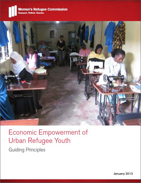 Economic Empowerment of Urban Refugee Youth