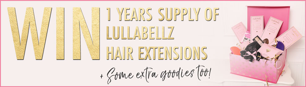 win hair extensions for a year