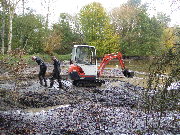 Silt Bed before dredging