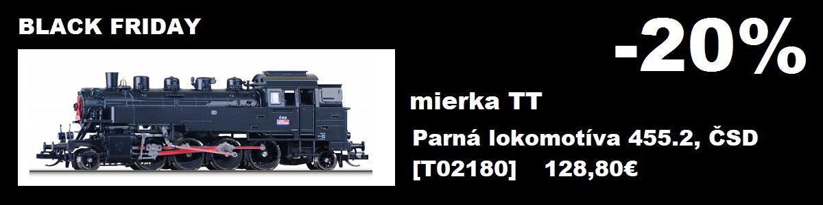 20% na lokomotívu Tillig 20180