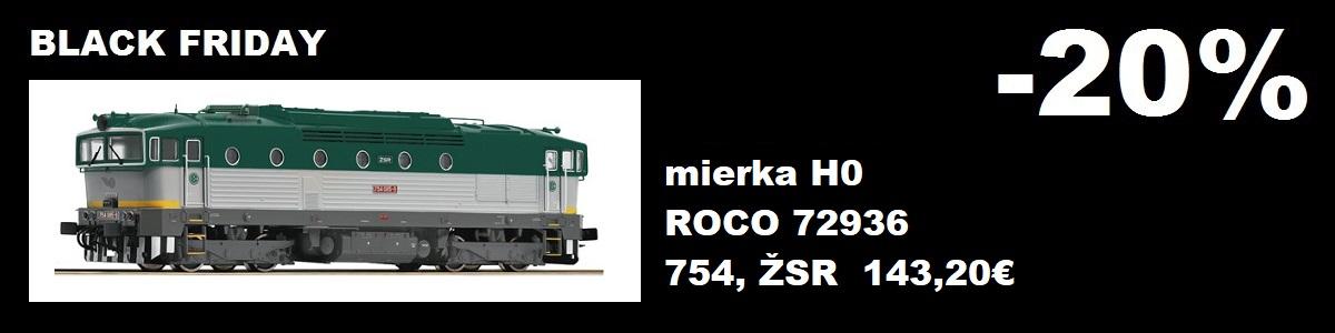 20% zľava - Okuliarnik ŽSR Roco 72936