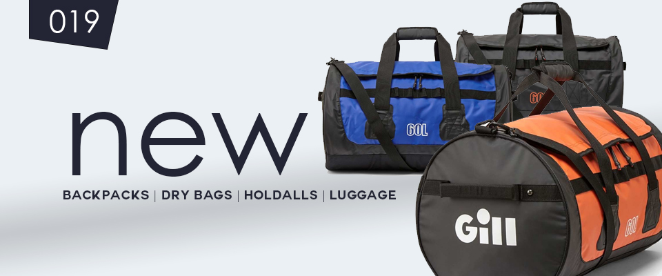 New Gill Bags and more from Trident-UK