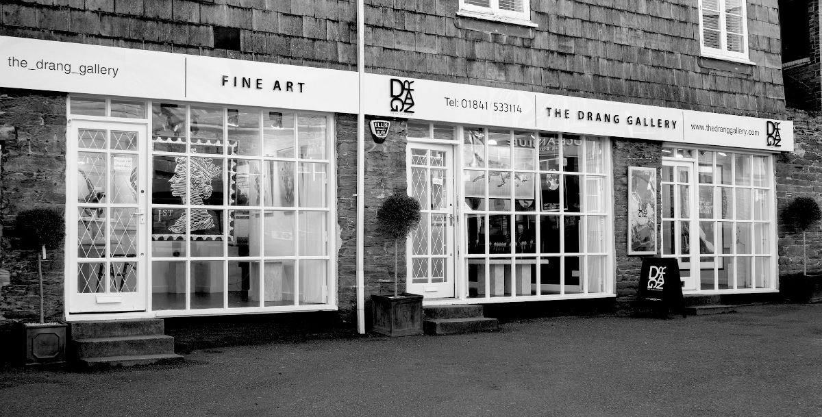 The Drang Gallery Padstow