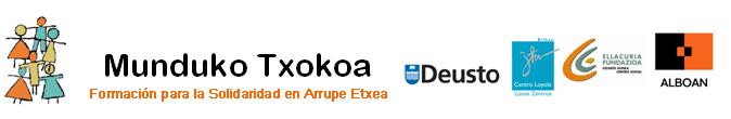 Munduko Txokoa: Formación para la solidaridad