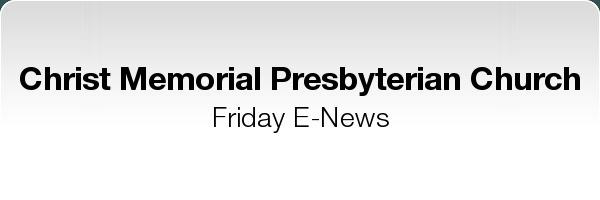 CMPC E-News