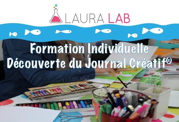 Formation Individuelle - Découverte du Journal Créatif