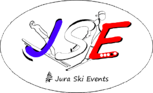 Jura Ski Events (logo)