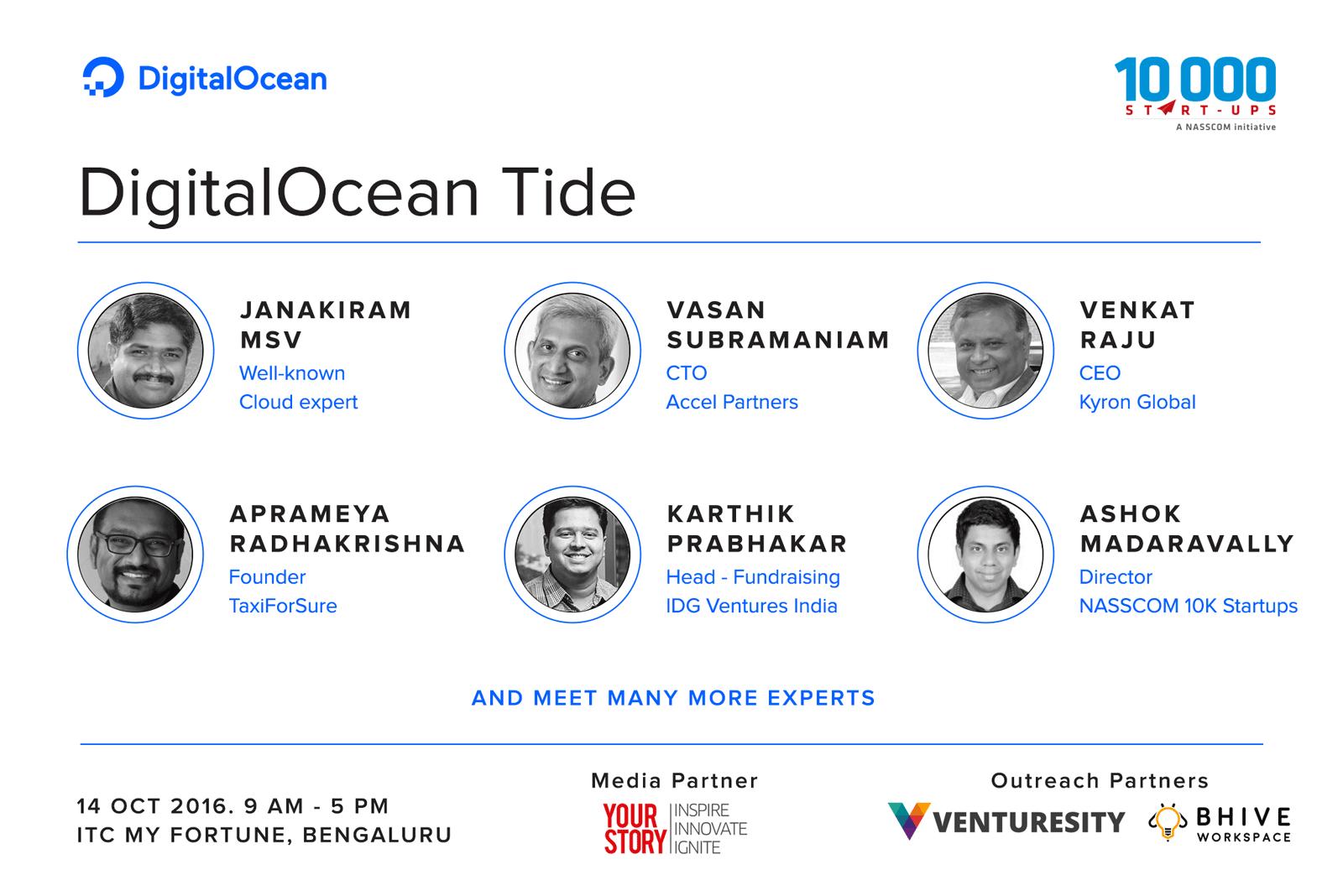 DigitalOcean Tide