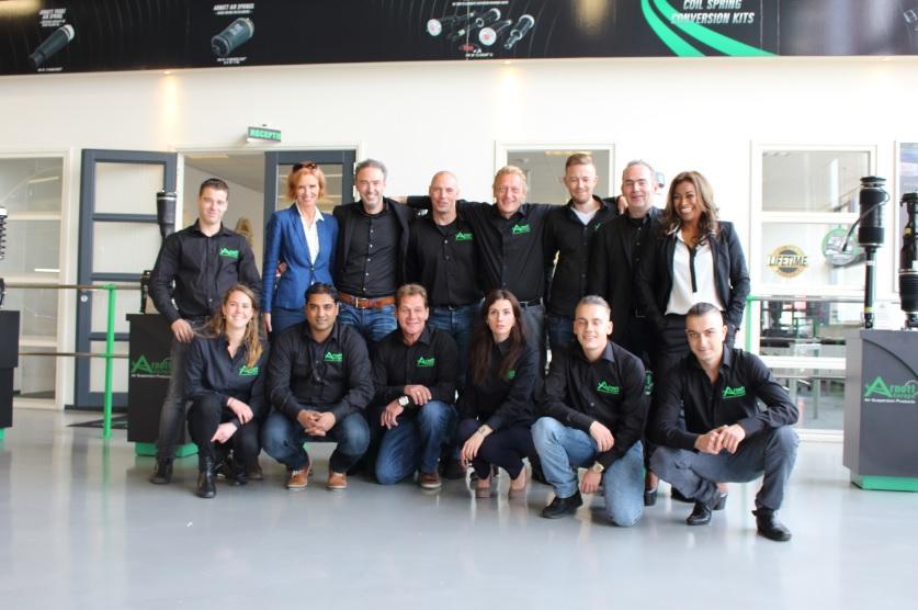 Arnott Europe Team Grand Opening3