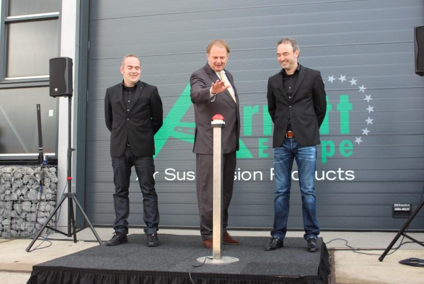 Arnott Europe Grand Opening1