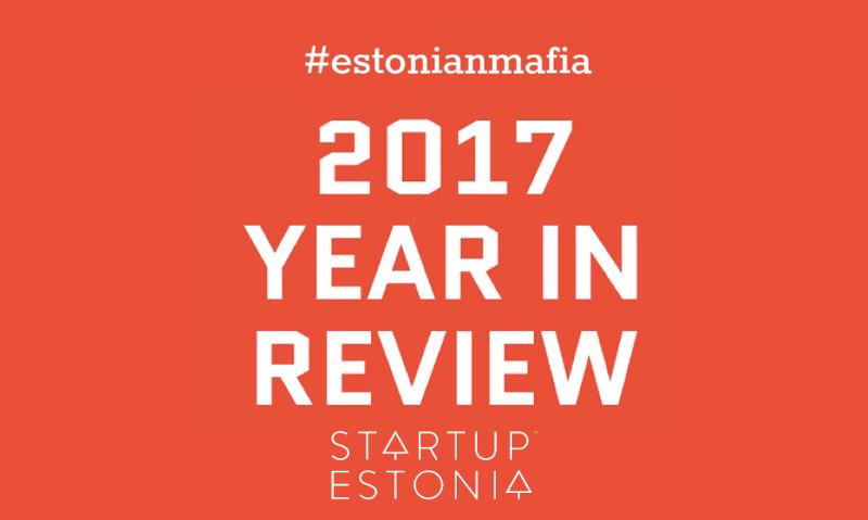 Estonian startup statistics from 2017