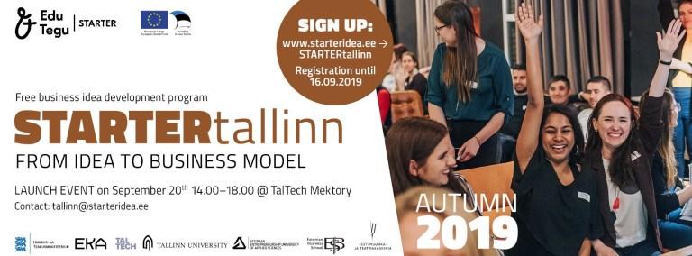 STARTERtallinn