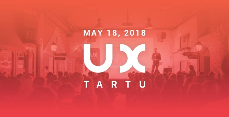 UX Tartu 2018