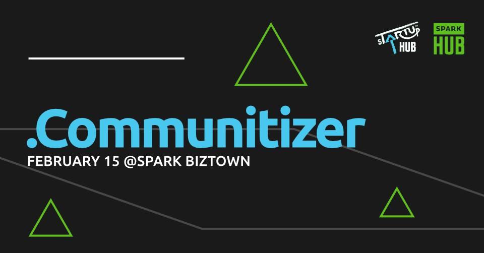 Communitizer with SprayPrinter & MatchMySound