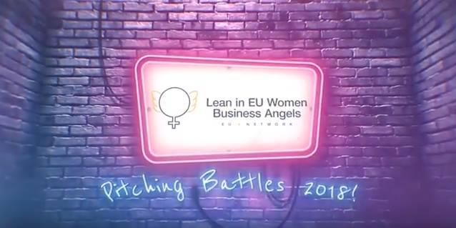 Lean in EU WBAs: Pitch Tallinn Feb'18