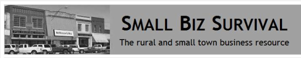 Small Biz Survival - The rural and small town business resource
