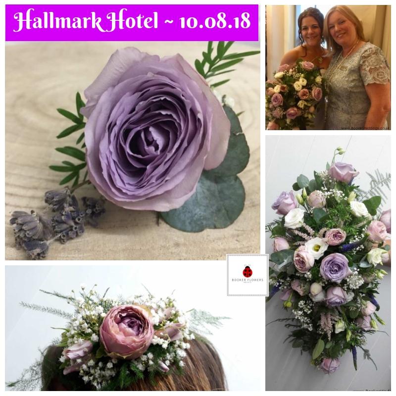 Wedding Flowers for Hallmark Hotel Wedding, Liverpool