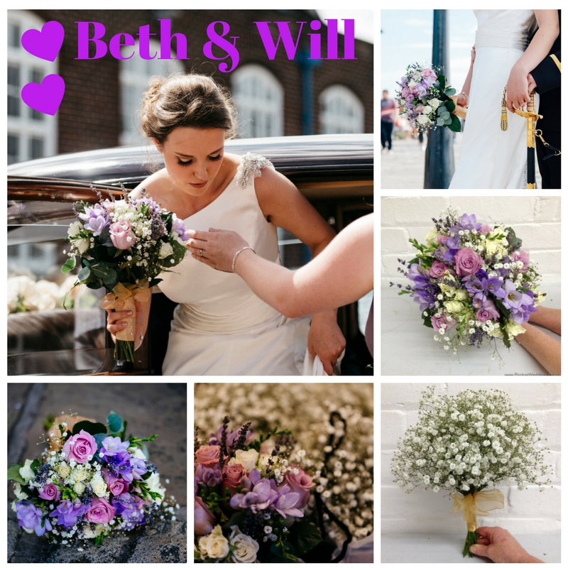 Liverpool Wedding Flowers