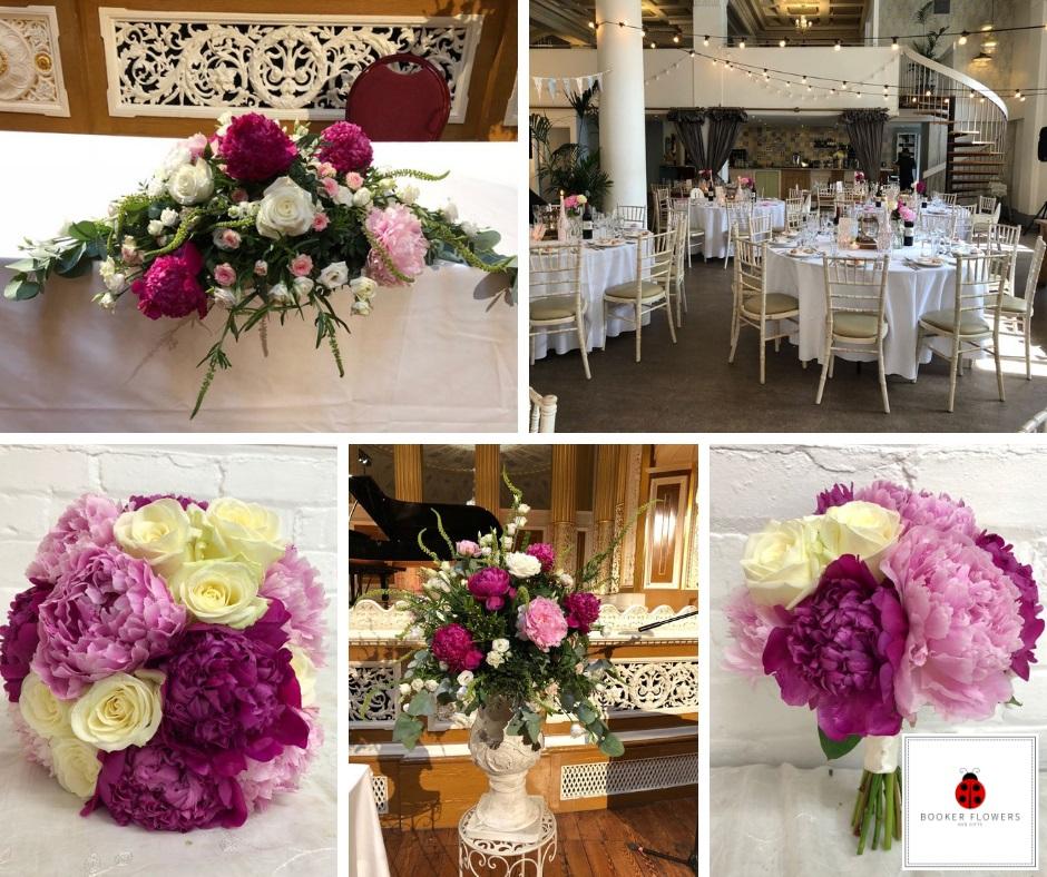 Award Winning Wedding Florist Liverpool