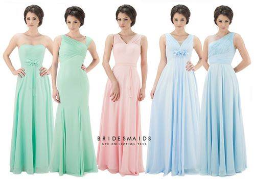 Bridesmaid dresses made to order