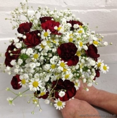 Daisy Bride Bouquet