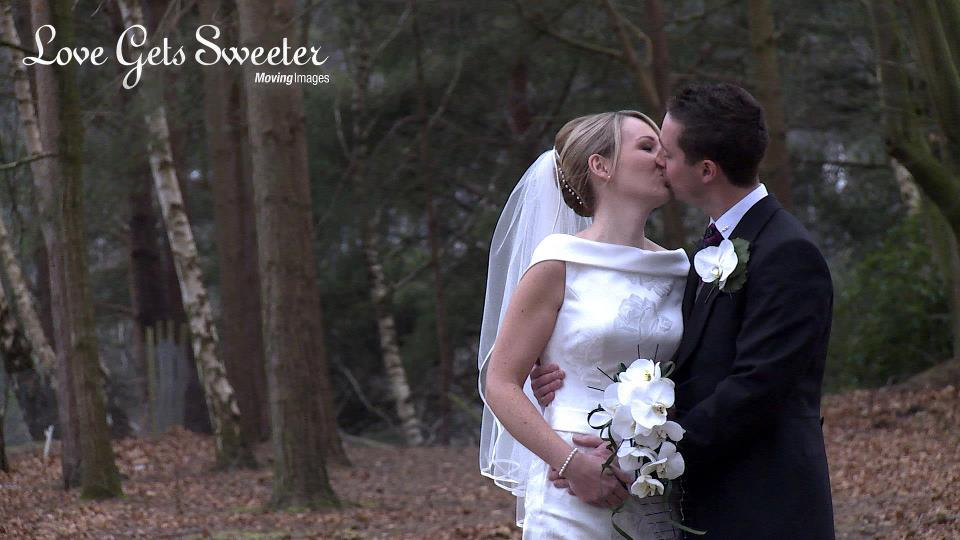 Love Gets Sweeter Videograher for your Wedding