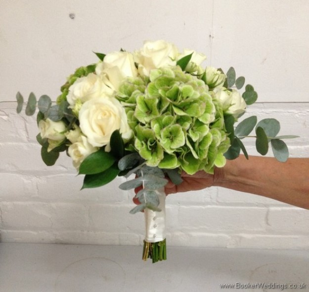 Hydrangea Bride Bouquet