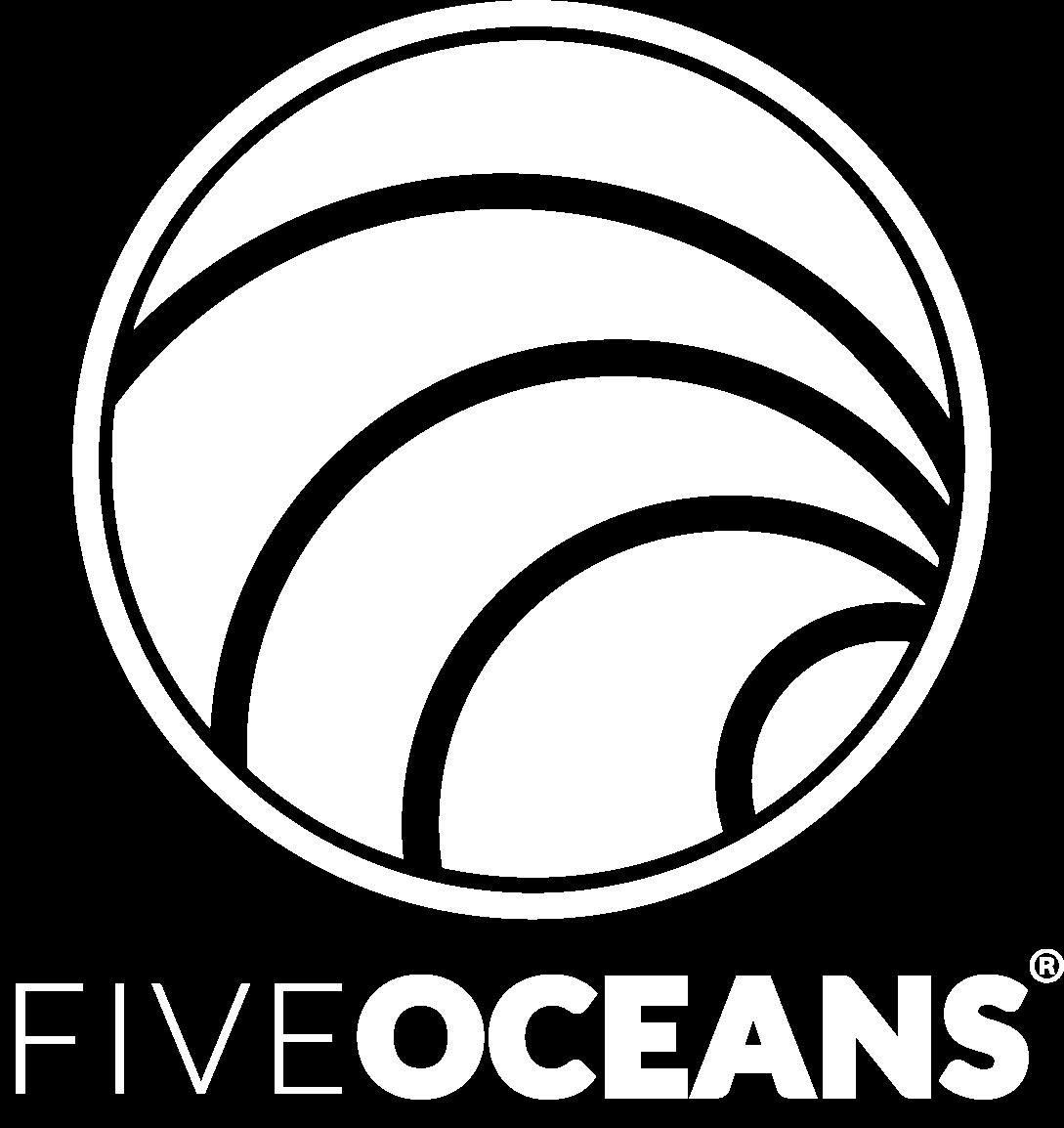 five oceans logo