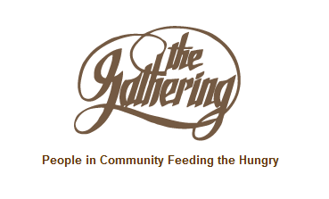 The Gathering - People in the Community Feeding the Hungry