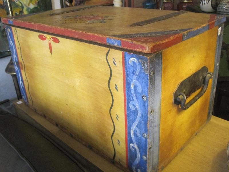 1965 Handcrafted Hacienda Trunk