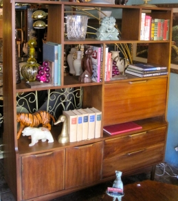 MId Century Wall Unit