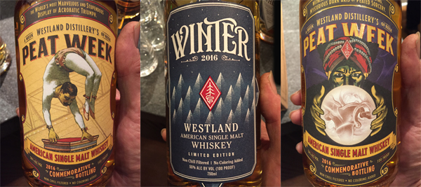 Three new 2016 releases from Westland