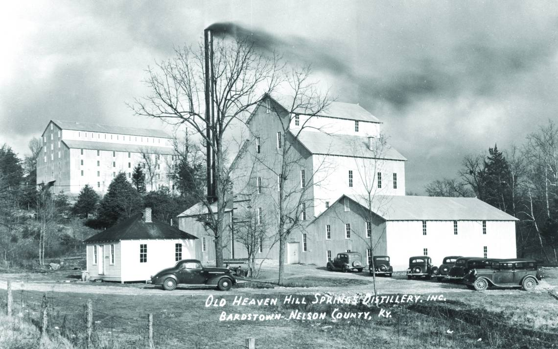 Old Heaven Hill Springs Distillery