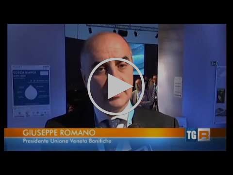Aquae 2015 - Convegno sul dissesto idrogeologico - ServizioTgr Veneto