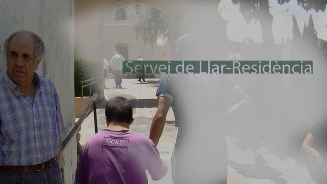 El servei de Llar-Residència de Mas Albornà