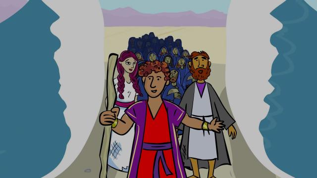 Parshat Beshalach: The Story of Nachshon