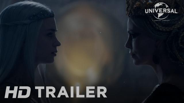 El Cazador y la Reina del Hielo – Trailer Oficial 2 (Universal Pictures)