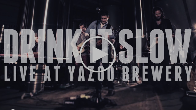 The Delta Saints - Drink it Slow // Yazoo Sessions: Part 2