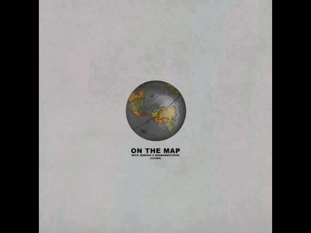 Mick Jenkins - On The Map Cover  Ft  BadBadNotGood