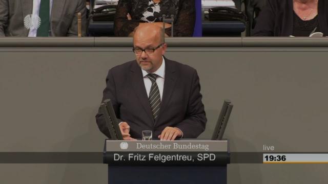 Rede im Plenum des Deutschen Bundestages: Verteidigungshaushalt 2017