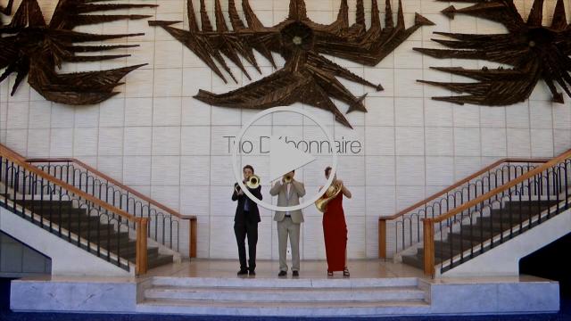 Le Trio Débonnaire - nouveau vidéo!