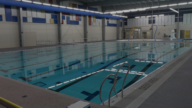 WFCU Centre Community Pool Unveiled
