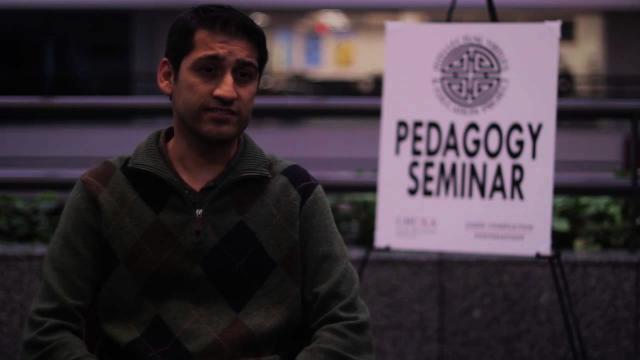 Seminar Interviews