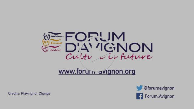 The Forum d'Avignon in 1 minute!