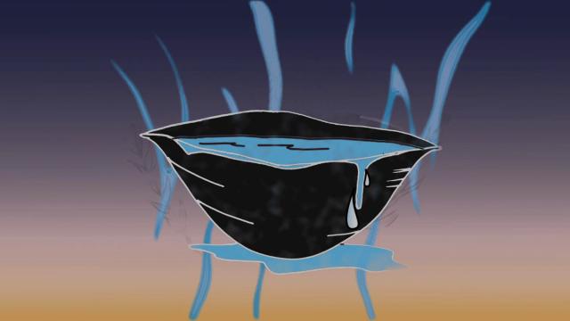 Lakota Water Story--Crying Earth Rise Up